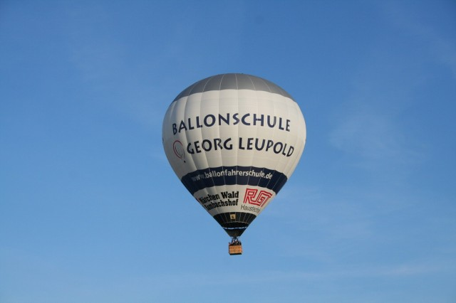 Ballonschule Ballon Franken Therme